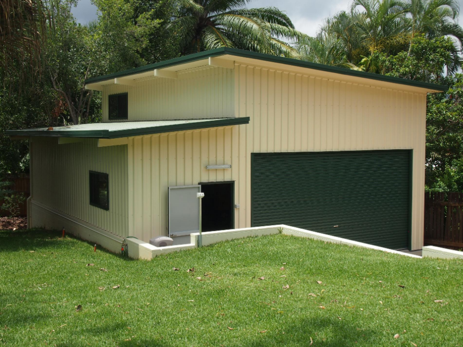Skillion Sheds Cairns Tablelands Cardinal Metal Roofing